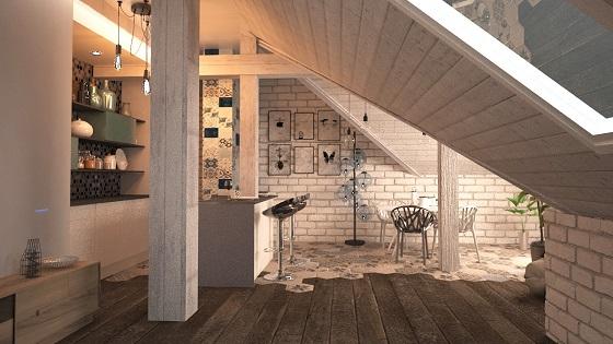 Tetőtér tervező
